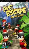 Ape Escape P (Ape Escape: On The Loose; Sarugetchu P!; Saru Get You P!)